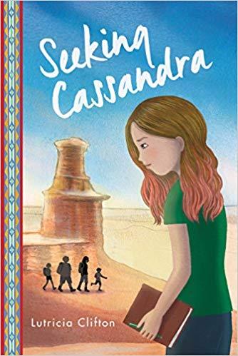 book cover Seeking Cassandra