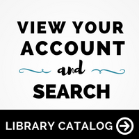 View your account and search the library catalog